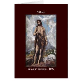 Cartes Puissance El Greco - customisé