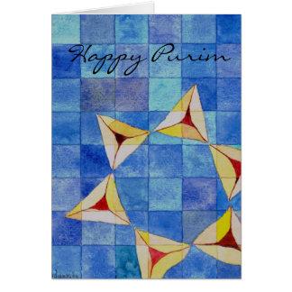 Cartes Purim heureux