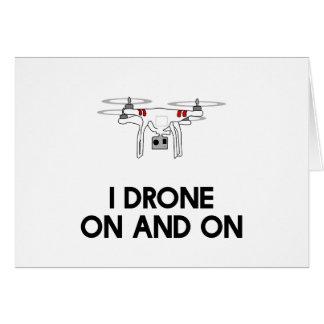 Cartes Quadcopter du bourdon I indéfiniment