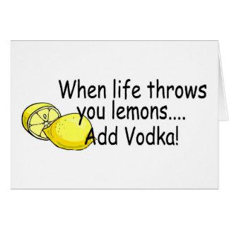 Humour alcoolique cartes invitations photocartes et faire part humour alcoolique - Quand cueillir les citrons ...