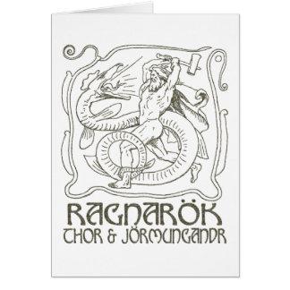 Cartes Ragnarök