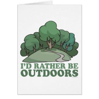 Cartes Randonnée, camping, trekking, escalade dehors !