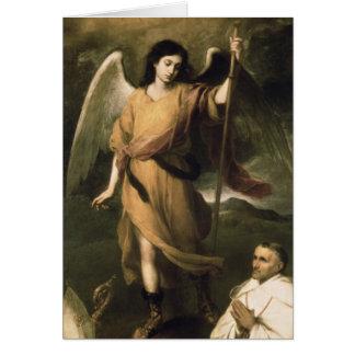 Cartes Raphael d'Arkhangel avec évêque Domonte
