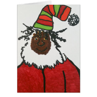 Cartes Rasta Père Noël