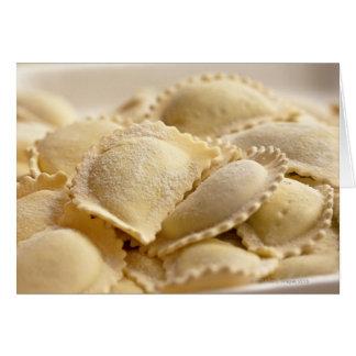 Cartes ravioli italiens