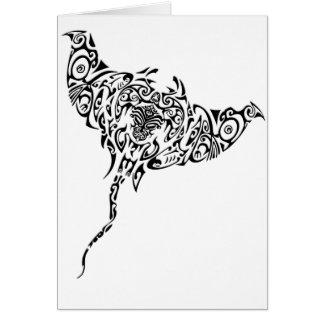 Cartes Rayon maori