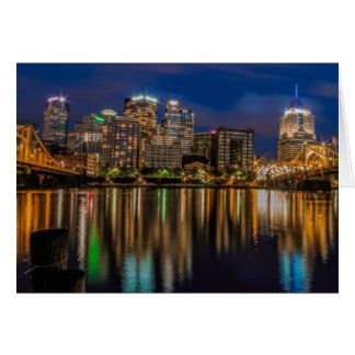 Cartes Réflexions de Pittsburgh