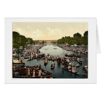 Cartes Régate de Henley, II., Londres et banlieues,