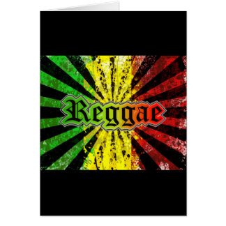 Cartes reggaes rasta
