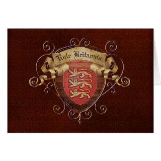 Cartes Règle Britannia