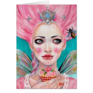 Cartes Reine des abeilles de Marie Antoinette -