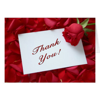 Cartes Remerciez votre note