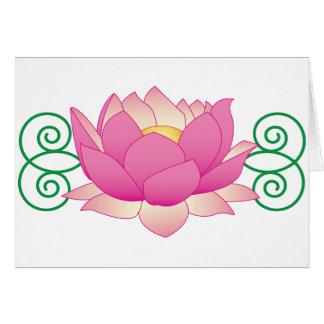Cartes Remous de Lotus