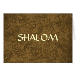 Cartes Remous d'or de Shalom Brown