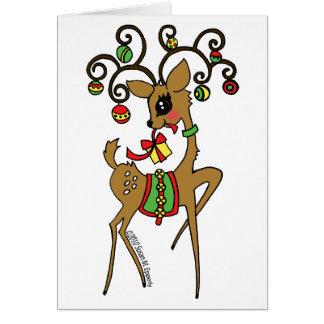 Cartes Renarde/Joyeux Noël