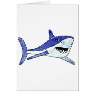 Cartes Requin de Mako