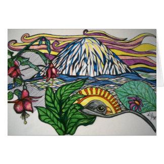 Cartes Rêve du nord-ouest Pacifique