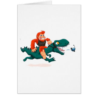 Cartes Rex-bande dessinée Bigfoot de la Bigfoot-bande