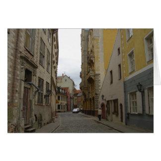 Cartes Riga Lettonie