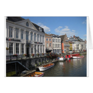 Cartes Rivière 2 de la Belgique