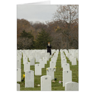 Cartes Robinets au cimetière national d'Arlington