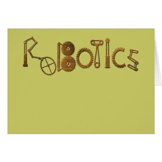 Cartes Robotique