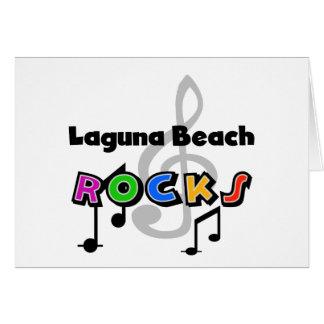 Cartes Roches de Laguna Beach