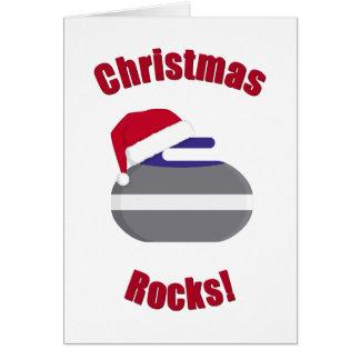 Cartes Roches de Noël ! Bordage