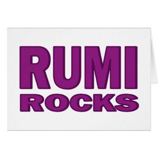 Cartes Roches de Rumi