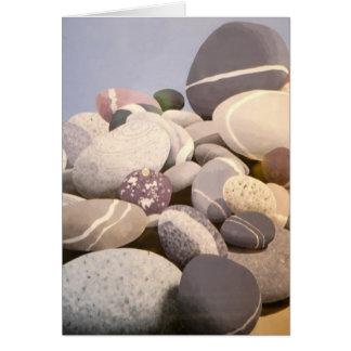 Cartes Roches sur la plage