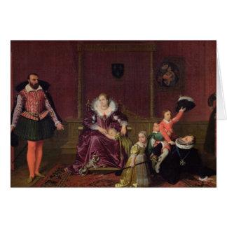 Cartes Roi de Henri IV du jeu de la France et de la