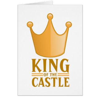 Cartes Roi du château