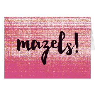 Cartes Rose de Mazels