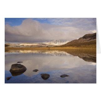 Cartes Roseaux sur Skye