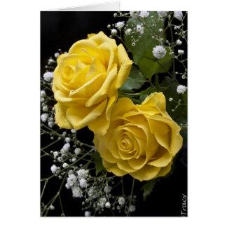 Cartes Roses de Pâques