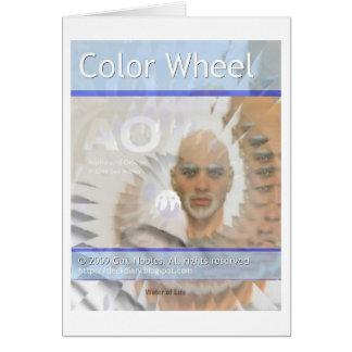 Cartes roue de couleur 3