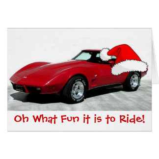 Cartes Rouge 1979 de Noël Corvette