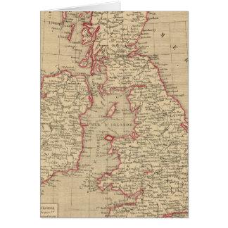 Cartes Royaume Uni, Angleterre, Ecosse
