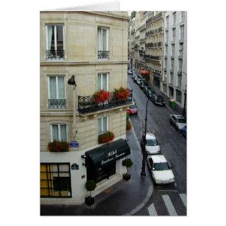 Cartes Rue de Paris