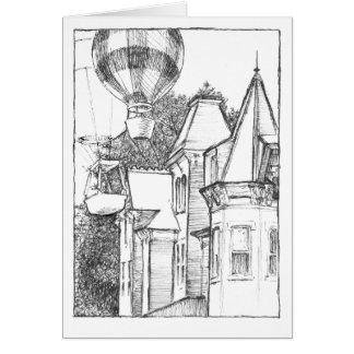 Cartes Rues de Linn et d'Allegheny, Bellefonte, PA