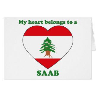 Cartes Saab