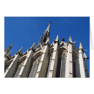 Cartes Saint Chapelle Paris