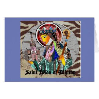 Cartes Saint Hilda de Whitby