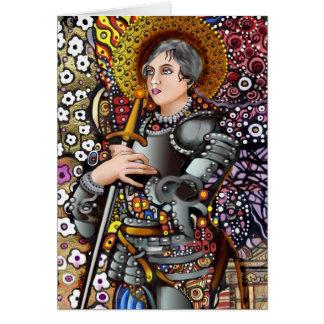 Cartes Saint Jeanne d'Arc