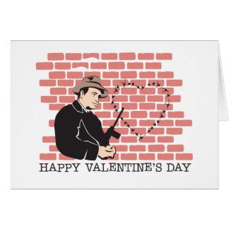 Cartes Saint-Valentin de bandit
