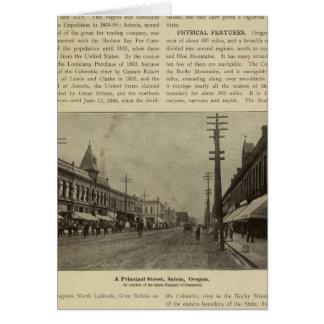 Cartes Salem, ou rue