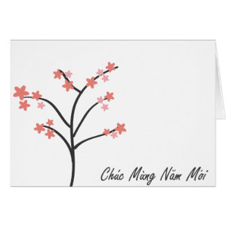 Cartes Salutation vietnamienne de nouvelle année