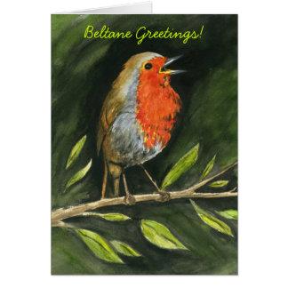 "Cartes ""Salutations de Beltane """