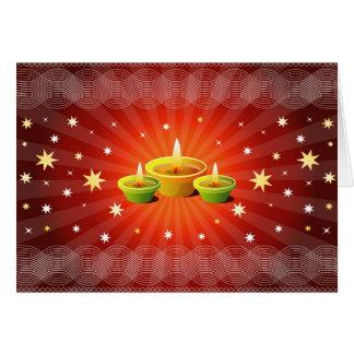 Cartes Salutations de Diwali