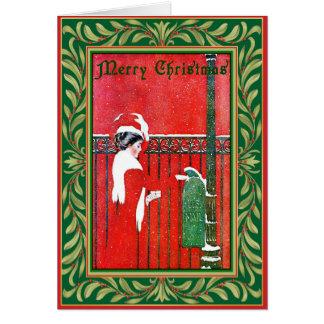 Cartes Salutations de Noël